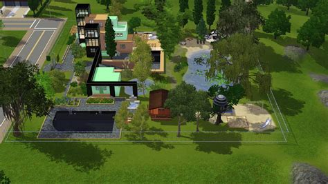 sims 3 buy a new house sims 3 tropical house by ramborocky on deviantart