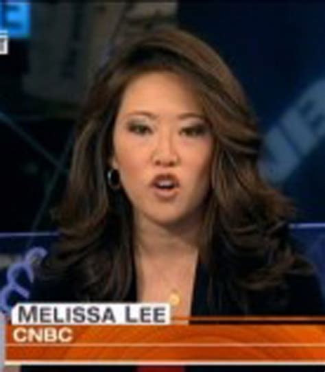 who is melissa lee cnbc married to melissa lee married husband divorce legs feet salary