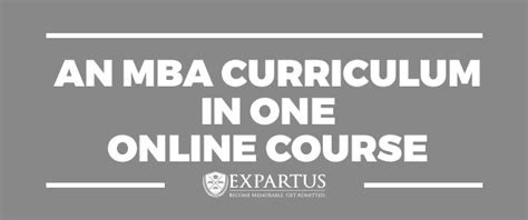 Udemy An Entire Mba In 1 Course by An Mba Curriculum In One Course The Gmat Club