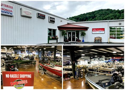boat dealers in wv new and used boat dealer in west virginia the great