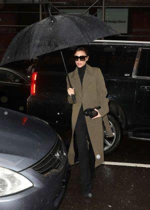 New Arrived Beckham Stella 2389 beckham arriving at balthazar restaurant in new york city