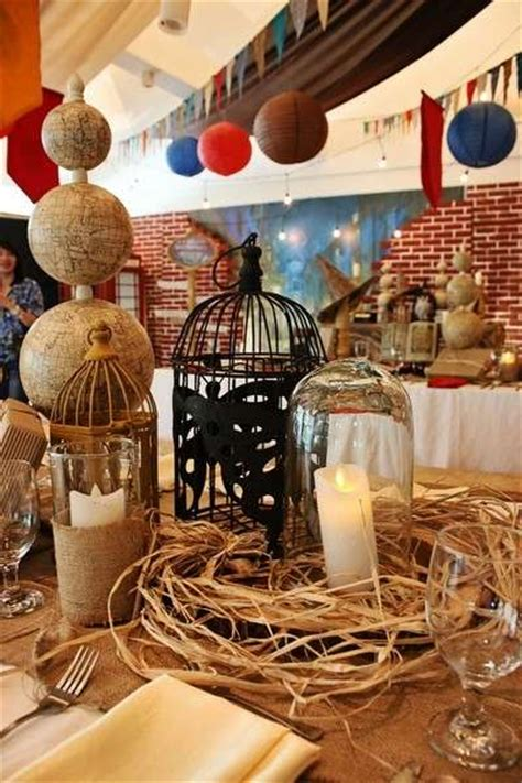 harry potter centerpiece ideas harry potter birthday ideas photo 1 of 68 catch