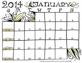 Free Calendar Template 2014 Monthly by 2014 Monthly Calendar Printable Calendar Template 2016