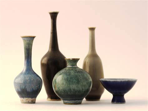 andersson hoganas five beautiful stoneware