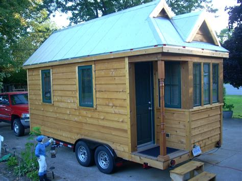 how to build a mortgage free small house for 5 900 this tiny house is freakin sweet new and updated youtube