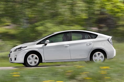 2010 Toyota Prius Battery 2010 Toyota Prius Runs Out Of Batteries Autoevolution