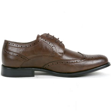 oxfords shoes alpine swiss zurich s oxfords brogue medallion wing