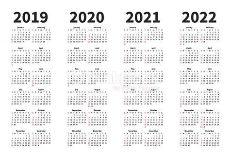 calendar      year vector design template simple minimalizm style week starts