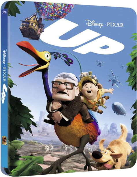 Kaos 3d Fox Limited Edition up 3d zavvi exclusive limited edition steelbook includes 2d version the pixar collection 7