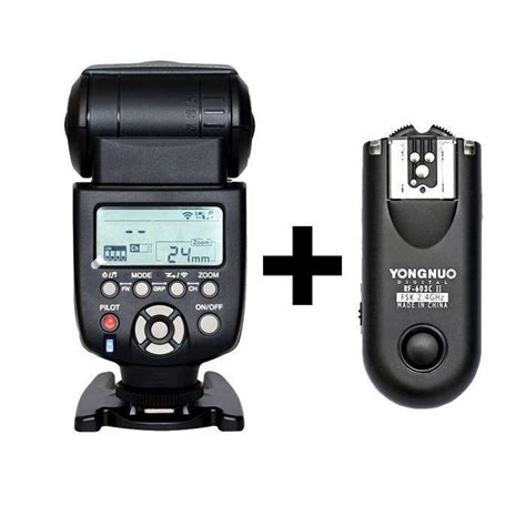 Flash Yongnuo 560 Ii Bekas yongnuo yn 560 iii bundle with rf 603 ii single transceiver canon eachshot