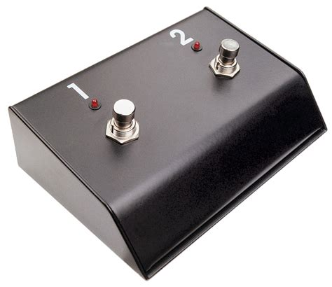 Chint Foot Switch Yblt Fs 2 hughes kettner fs 2 footswitch guitar buy free scores