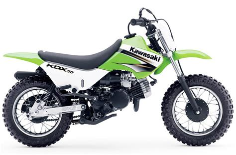 Kawasaki Kdx 50 by Kawasaki Kdx 50