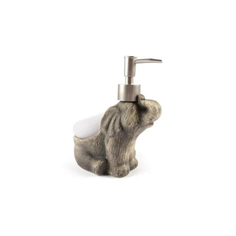elephant bathroom accessories soap dispenser elephant bathroom accessories alandeko