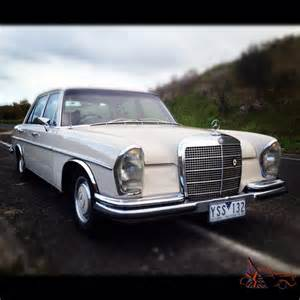Mercedes For Sale In Melbourne Mercedes 280se 1968 W108 In Melbourne Vic
