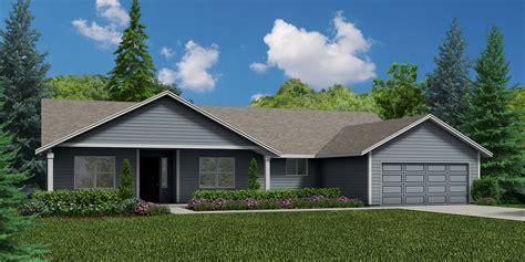 the willamette custom floor plan adair homes