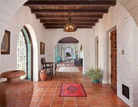 spanish style homes interior eye for design decorate spanish colonial quot old hollywood