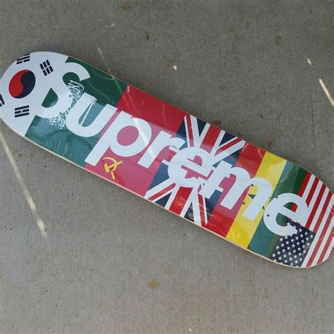 supreme skateboards 25 best ideas about supreme skateboard deck on