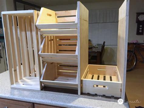 build  kitchen island  pantry storage icreatived