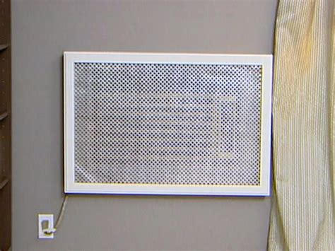 Window Air Conditioner Cover Interior by Best 25 Small Room Air Conditioner Ideas On
