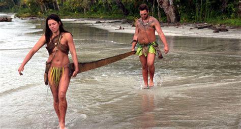 amanda de supervivencis al desnudo laura zerra survivalist on discovery s naked and afraid