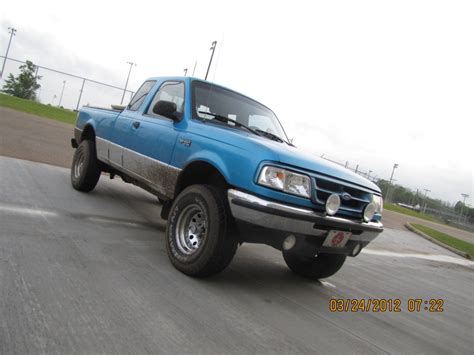 muddy truck muddy truck blues ranger forums the ford