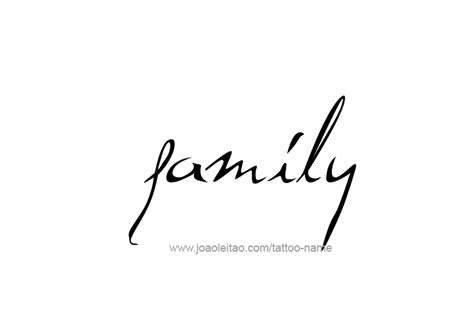 love word tattoo designs family name designs tattoos with names