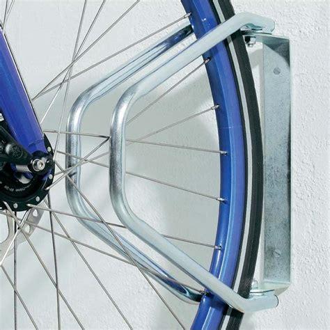 porta bici da parete portabici porta bicicletta 1 bici da parete acciaio