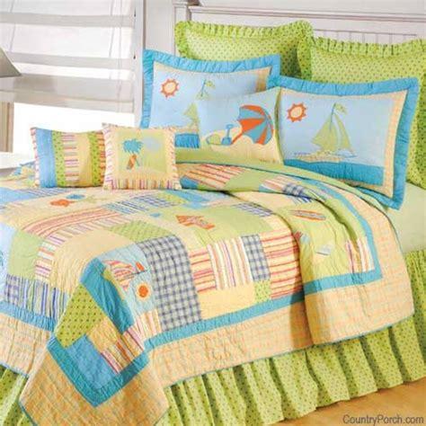 beach house bedding beach life full queen quilt set hawaiian shells tropical beach house bedding ebay