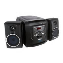 rca rs22162 5 disc cd audio mini shelf hi fi system with