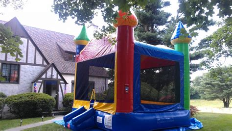 bouncy house rentals colorful bouncy house rental in mount vernon ny