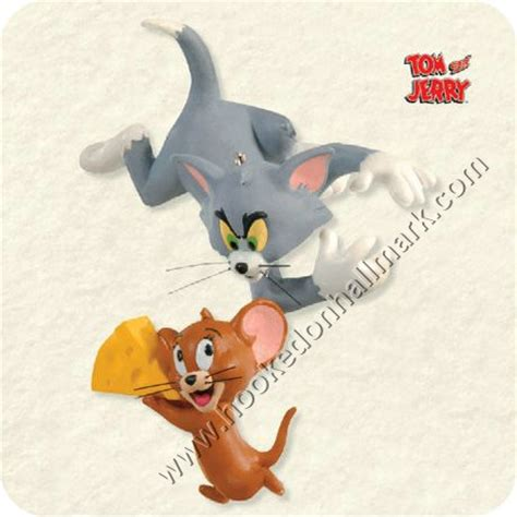 2008 tom and jerry hallmark ornament at hooked on hallmark
