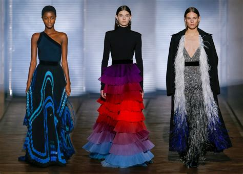 Runway Report Givenchy Couture by Runway Report Haute Couture 2018