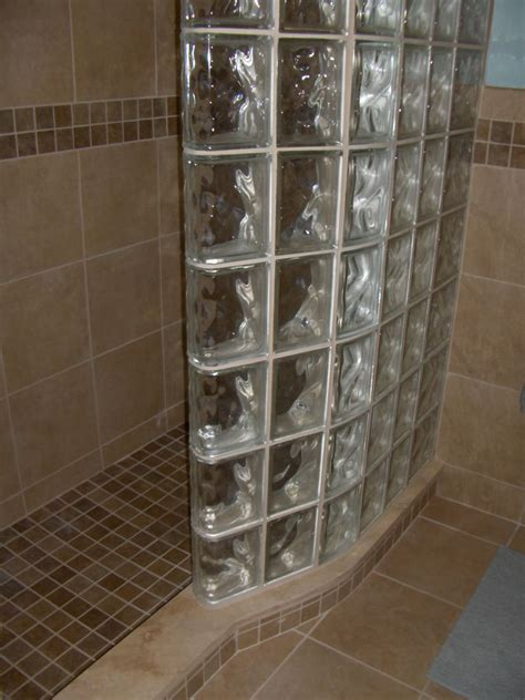 Glass Walk In Shower How To Build A Curbless Walk In Shower Bathroom