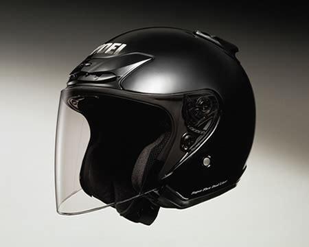 Helmet Shoei Hitam Helmet Shoei J Ii