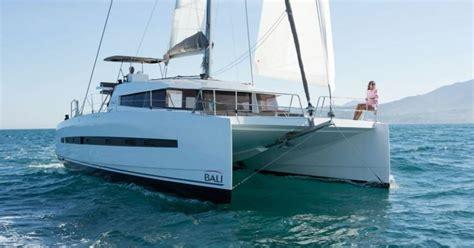 bali catamaran day charter catamaran bali 4 5 catamarans for charter in croatia