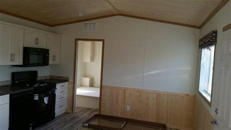 pine ceiling pine wainscot  hemlock trim blackstone homes