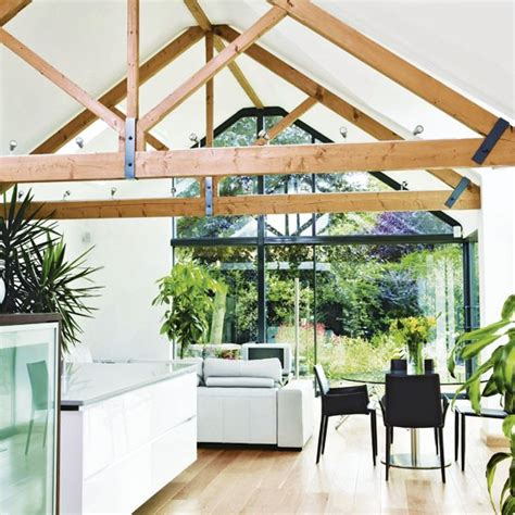 vaulted ceiling design ideas emphasise a vaulted ceiling outdoor kitchens uk