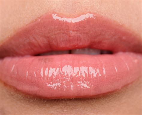 Chanel Glossimer Lip Gloss In Glaze by Chanel Mystery Glossimer Lipgloss Review Photos Swatches