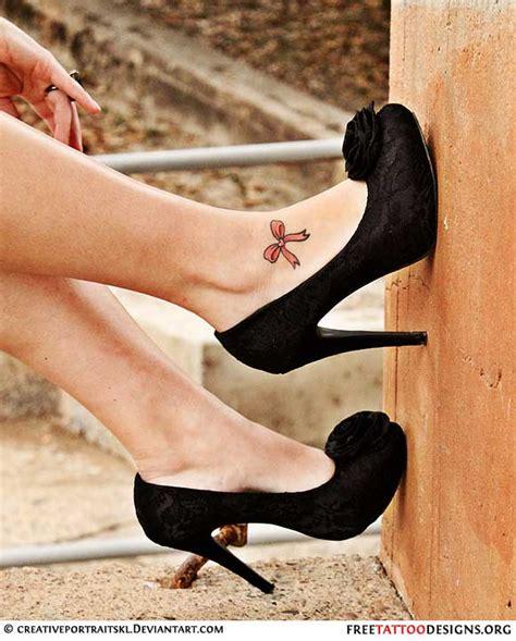 feminine foot tattoos 69 ankle tattoos