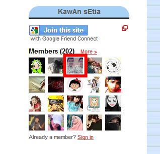 doodle nama putra zakieazid followers ke 200