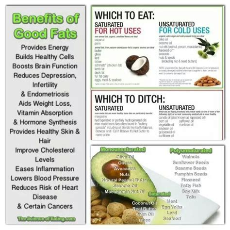 healthy fats benefits health health benefits of fats