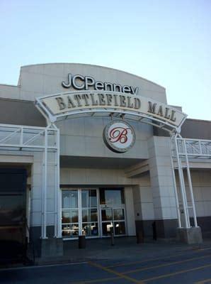 layout of battlefield mall springfield mo battlefield mall shopping centers springfield mo