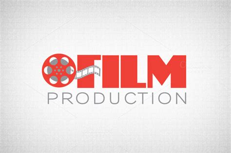Film Production Logo Logo Templates On Creative Market Production Logo Templates