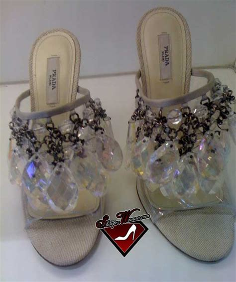Prada Chandelier Shoes Shoe Shopping With Shoeperwoman Prada S Chandelier Shoes Up Gt Shoeperwoman