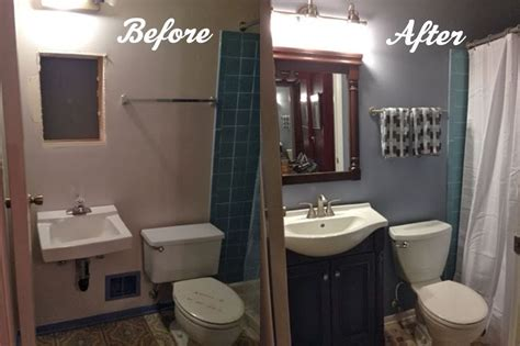 diy remodel bathroom hometalk diy bathroom renovation