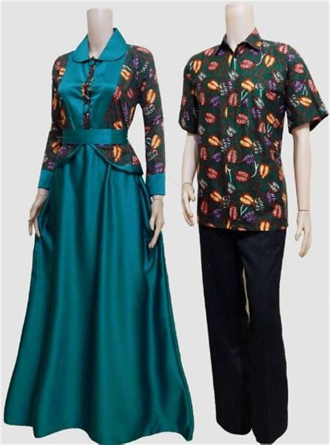 design gamis blazer model batik modern wanita holidays oo