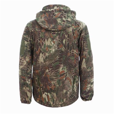 design camo jacket 2018 new design camouflage style softshell winter jacket