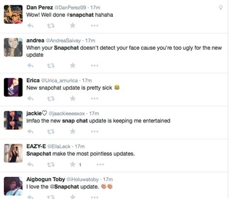 snap chat update 2015 use the new snapchat faces update today product reviews net