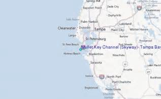 mullet key channel skyway ta bay florida tide