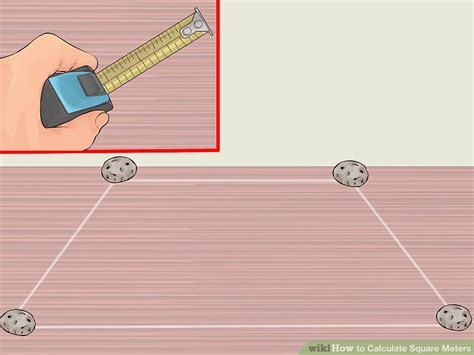 how big is 400 square meters 3 simple ways to calculate square meters wikihow